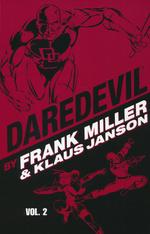 Daredevil (TPB): Daredevil by Frank Miller & Klaus Janson vol. 2.