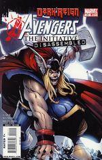 Avengers: The Initiative nr. 21: Dark Reign.