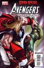 Avengers: The Initiative nr. 22: Dark Reign.