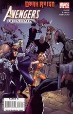 Avengers: The Initiative nr. 23: Dark Reign.