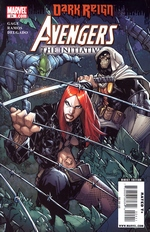 Avengers: The Initiative nr. 24: Dark Reign.