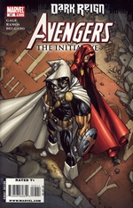 Avengers: The Initiative nr. 25: Dark Reign.
