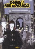 Nestor Burma (HC) (Dansk) nr. 4: Døden i Rue de Paradis.