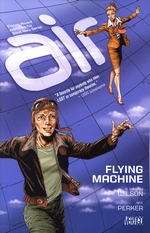 Air (TPB) nr. 2: Flying Machine - HOLLANDSK UDSALG (se den aktuelle pris i vores artikel, så længe lager haves, der tages forbehold for udsolgte varer).