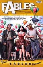 Fables (TPB) nr. 13: Great Fables Crossover, The.