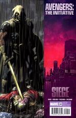 Avengers: The Initiative nr. 33: Siege.