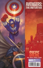 Avengers: The Initiative nr. 34: Siege.