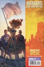 Avengers: The Initiative nr. 35: Siege.