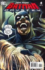 Batman: Odyssey nr. 4.
