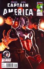 Captain America, vol. 5 nr. 611.