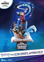 Disney Figures: Mickey Diorama: The Sorcerer's Apprentice 15 cm (1)