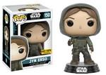 Pop! Figures: Star Wars Rogue One Nr. 150 - Jyn Erso (Hooded) - TILBUD (så længe lager haves, der tages forbehold for udsolgte varer) (1)