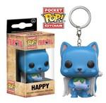 Pop! Figures - Keychain: Fairy Tail Keychain Happy Pocket (1)