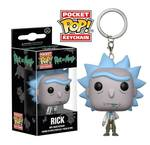 Pop! Figures - Keychain: Rick and Morty Pocket - Rick (1)