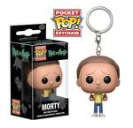 Pop! Figures - Keychain: Rick and Morty Pocket - Morty (1)