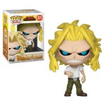 Pop! Figures: Animation - My Hero Academia Nr. 371 - All Might (Weakened) (1)