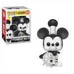 Pop! Figures: Disney Mickey Maus 90th Ann. Nr.425  - Steamboat Willie (1)