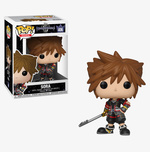 Pop! Figures: Disney - Kingdom Hearts 3 Nr. 406 - Sora (1)