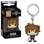 Pop! Figures - Keychain: Disney Kingdom Hearts 3 Pocket - Sora Keychain (1)