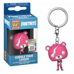 Pop! Figures - Keychain: Fortnite Pocket Keychain - Cuddle Team Leader (1)