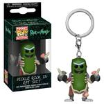 Pop! Figures - Keychain: Rick and Morty Pocket - Rick in Rat Suit (1)