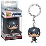 Pop! Figures - Keychain: Avengers Endgame Pocket - Captain America Keychain (1)