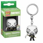 Pop! Figures - Keychain: Fortnite Pocket Keychain - Skull Trooper (1)