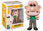 Pop! Figures: Animation - Wallace & Gromit Nr. 775 - Wallace (1)