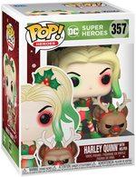 Pop! Figures: DC Comics - Nr. 357 - Harley Quinn with Helper (1)