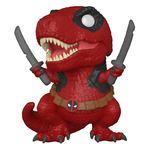 Pop! Figures: Marvel Deadpool 30th Ann. Nr. 777 - Dinopool (1)