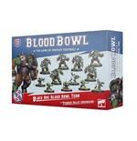 BLOOD BOWL SECOND SEASON EDITION: Black Orc Blood Bowl Team - Thunder Valley Greenskins (12)