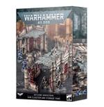 WARHAMMER 40K: Battlezone: Manufactorum - Sub-Cloister and Storage Fan (1)