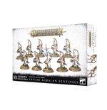 WARHAMMER AOS - LUMINETH REALM-LORDS: Vanari Auralan Sentinels (10)