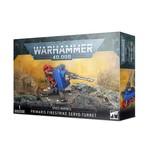 WARHAMMER 40K - SPACE MARINE: Primaris Firestrike Servo-Turret (1)