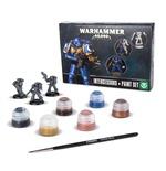 CITADEL PAINTSET: Warhammer 40.000 Intercessors and Paint Set (6)