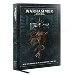 W40K: Warhammer 40.000 Rulebook (1)