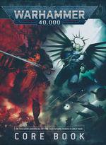 WARHAMMER 40K: Core Book (1)