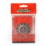 WARHAMMER UNDERWOLRDS: Beastgrave - Morgwaeth's Blade-Coven Premium Sleeves (0)