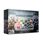 CITADEL PAINTSET: Warhammer 40000 Paints and Tools Set (0)