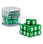 CITADEL TOOLS: Dice Cube - Green (20)