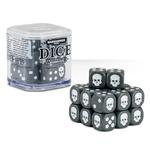 CITADEL TOOLS: Dice Cube - Grey (20)