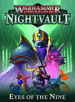 WARHAMMER UNDERWORLDS: Nightvault - Eyes of the Nine (6)