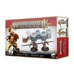 CITADEL PAINTSET: Age of Sigmar Stormcast Eternals Vindictors and Paints Set (6)