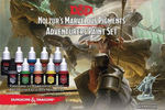 ARMY PAINTER : Dungeons & Dragons Nolzur`s Marvelous Pigments: Adventurers Paint Set (10)