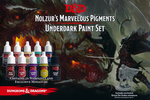 ARMY PAINTER - D&D NOLZUR: Underdark Paint Expansion Set (10)