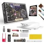 TERRAIN - BATTLEFIELDS - SCATTER: Dungeons & Caverns Core Set