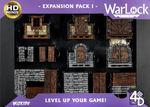 WARLOCK TILES: Expansion Pack I (87)