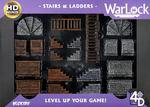 WARLOCK TILES: Stairs & Ladders (22)