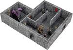 WARLOCK TILES: Dungeon Tiles II - Full Height Stone Walls (114)