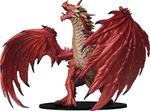 PATHFINDER DEEP CUTS UNPAINTED MINIS: Gargantuan Red Dragon (1)
